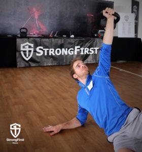 Img Marcos en Certificación Strong First