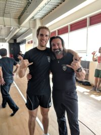 Img. Marcos con Fabio Zonin